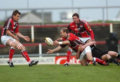 Welsh Rugby pics - Llanelli Scarlets v Connacht 110507
